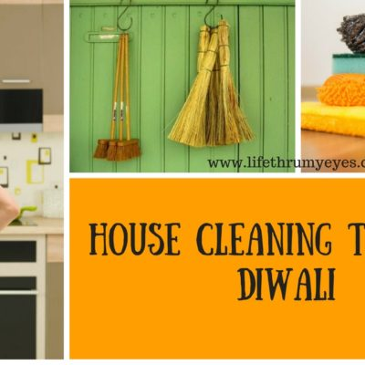 9 Ways To Clean Your House This Diwali