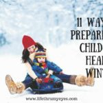 Preparing Your Child For Upcoming Winter