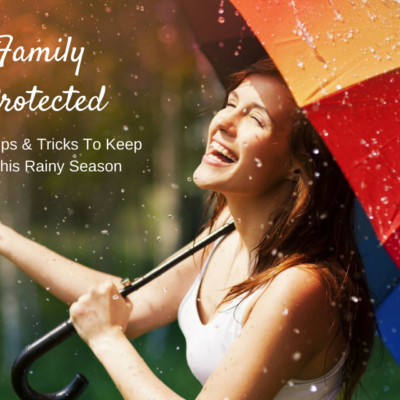 Monsoons & Viral Infections- Ways To Prevent & Treat Your Family