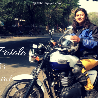 Urvashi Patole, Female Biker Of India An Inspiration On Wheels