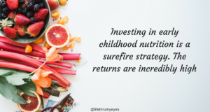 Childhood Nutrition