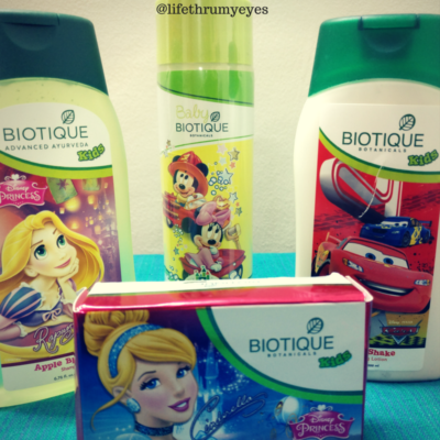 Biotique 100% Natural Ingredients That Are Blessing For Childhood Skin Care