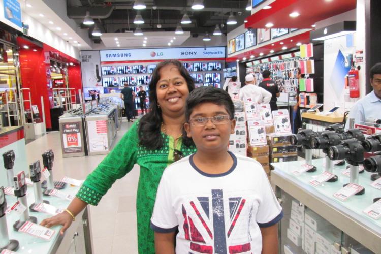 Mommy Blogger Interview- Vasantha Vivek, My Sweet  Nothings