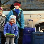 8 Tips for Comfortable Road Travel Along with Kids