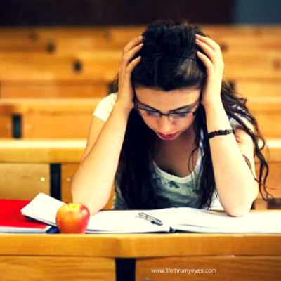 Exam Fear in Children- Ways You Can Help Your Child Positively Deal with It