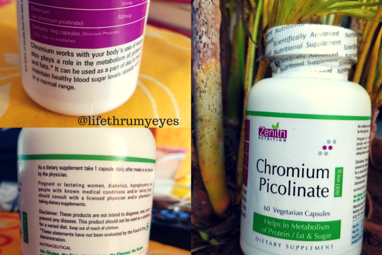 Keep Your Sugar in Check with Zenith Nutrition Chromium Picolinate