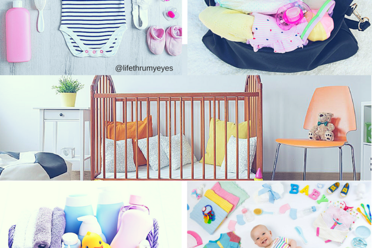 Top 7 Range Of Newborn Essentials To Buy For Your Child