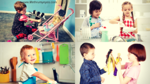 Gender-neutral parenting