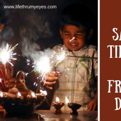 Tips To Ensure Your Child Stays Safe This Diwali