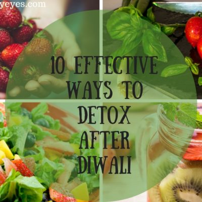 Post Diwali Detox Tips