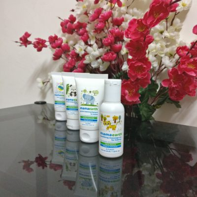 Product Review- Mama Earth Asia's 1st MadeSafe Certified Brand for kids