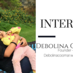 Mommy Blogger Interview- Debolina Coomar