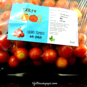 Cherry Tomatoes from Earth Food