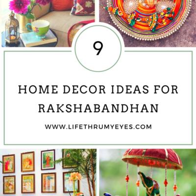 9 Home Decor Tips To Set Up Your Home This Rakshabandhan