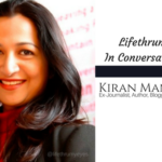 Kiran Manral- In Conversation With Lifethrumyeyes