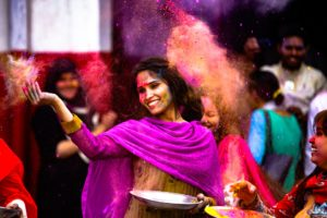 magical pre and post skin and hair care Holi tips