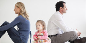 Divorcing parents