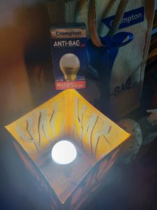 Crompton Anti-Bac LED Bulb