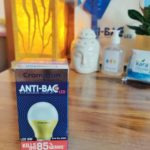 Eliminate Germs from Your Home with Crompton Anti-Bac LED Bulb
